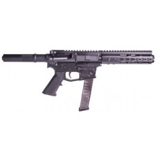 "ATI G15MSP9KM5 Mil-Sport AR-15 AR Pistol Semi-Automatic 9mm 5.5"" 30+1  Blued"