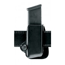 Safariland 07476411 Model 74 Magazine Pouch Black Thermal Molded Laminate
