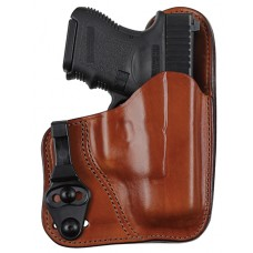 Bianchi 25964 100T Professional Tuckable Kel-Tec PF9/Ruger LC9/380 Leather Tan
