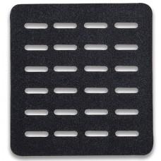 Vertx VTX5130 MAPS MOLLE Adapter Panel - Quad Black Velcro One-Wrap
