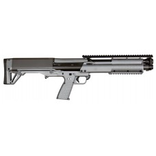 "Kel-Tec KSGGY KSG Pump 12 Gauge 18.5"" 3"" 12+1 Synthetic Gray"