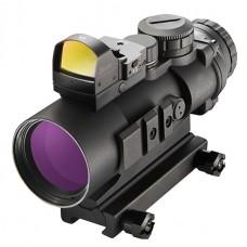 "Burris 300223 AR-536 5x 36mm Obj 2.5-3.5"" Eye Relief 4 MOA Black Matte"
