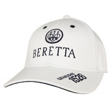 Beretta USA Beretta Classic Sports Cap White One Size Fits Most