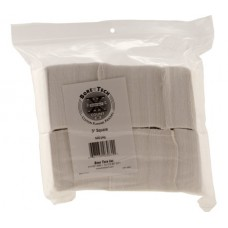 Bore Tech BTPT-3-S500 X-Count Square Cotton Patches  50 Cal