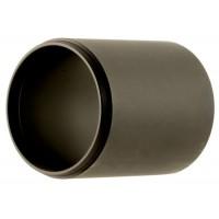 "Leupold 118772 Alumina Lens Shade VX-6 Lens Shade 56mm, 3"" Screw On Aluminum Black"
