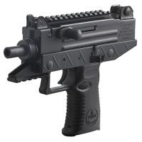 "IWI US UPP9S Uzi Pro 9mm Pistol Semi-Automatic 9mm 4.5"" 20+1/25+1 Black Hard Coat Anodized Finish"
