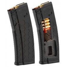 Hexmag HX15/30ARBLK AR-15 Multiple 15 rd Black Finish