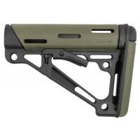 Hogue 15250 AR-15 Rifle Polymer OD Green Buttstock