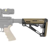 Hogue 15350 AR-15 Rifle Polymer Tan Buttstock