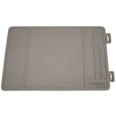 "Lyman 04050 Essential Gun Maintenance Bench Mat 15.75"" x 10"""