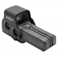 Eotech 518A65 518 1x 30x23mm Obj Unlimited Eye Relief 1 MOA Black
