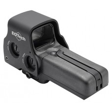 Eotech 518A65 518 1x 30x23mm Obj Unlimited Eye Relief 1 MOA Black