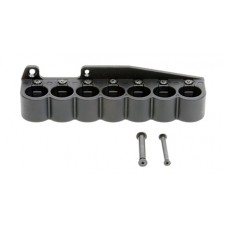 ProMag AA112 Remington 870 7 Round Shell Holder Black Aluminum/Polymer