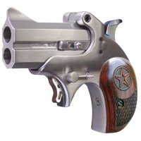 "Bond Arms BAM Mini Original Derringer Single 45 Colt (LC) 2.5"" 2 Round Stainless"