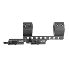 "Samson DMR34-2 Ring and Base Set 34mm Dia 2"" Offset Quick Release Style Blk"