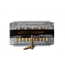 G2 Research RIPOUT 300AA RipOut 300 AAC Blackout/Whisper (7.62X35mm) 110 GR Hollow Point 20 Bx/ 18 Cs