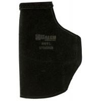 Galco STO226B Stow-N-Go Inside The Pants Glock 19 Black Steerhide