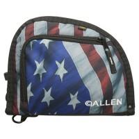 Allen 7719 Victory Handgun Case 1000D Nylon Textured