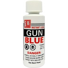 G96 1069 Gun Blue Liquid Touch Up Blueing 2 oz