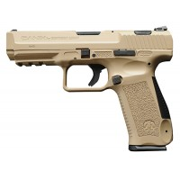 """Century HG3277DN TP9SA SA 9mm 4.5"""" 18+1 Interchangeable Palmswell DT"""
