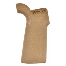 B5 Systems PGR-1120 Bravo Ergonomic Pistol Grip AR-15/M-4 Flat Dark Earth Polymer