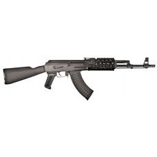 "Arsenal SAM7R-66 SAM7R 66 Quad Rail Semi-Automatic 7.62x39mm 16.25"" 10+1 Fixed Synthetic Blk Stk Blk"