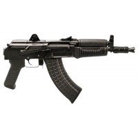 "Arsenal SAM7K01 SAM7K 01 Milled Receiver AK Pistol Semi-Automatic 7.62X39mm 10.5"" 5+1  Black"