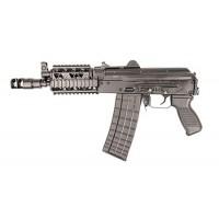 "Arsenal SLR10658R SLR-106U/UR 58R Quad Rail AR Pistol Semi-Automatic 223 Remington/5.56 NATO 8.5"" 5+1/20+1 Black"