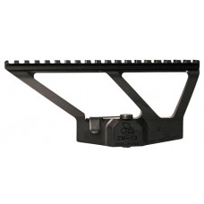 Arsenal SM-13 Accessory Rail AK Variants Picatinny/Quick Release Side Mount Blk