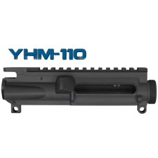 Yankee Hill 110 Flat Top Stripped Upper Receiver 223/5.56 NATO Black