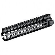 """Yankee Hill 5240 SLK Keymod Handguard AR-15 9.3"""" Rail Aluminum Black"""