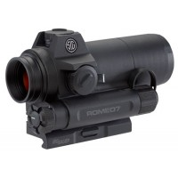 Sig Sauer Electro-Optics SOR71001 Romeo7 1x 30mm Obj Unlimited Eye Relief 2 MOA Black Matte