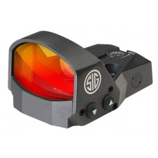 Sig Sauer Electro-Optics SOR11001 Romeo1 1x22mm 3 MOA M1913 Picatinny Graphite