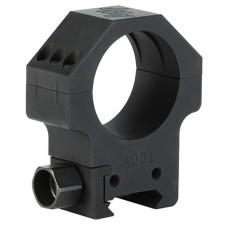 Sig Sauer Electro-Optics SOA10003 Alpha Ring Set 30mm Low Steel Black