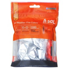 Adventure Medical Kits 01401240 SOL Fire Cubes w/Striker