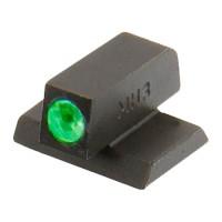 Meprolight 11770FS Tru-Dot Tritium Front Sight S&W M&P Shield Tritium Green  N/A Black