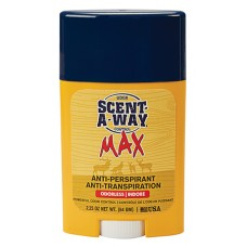 Hunters Specialties 07739 Scent-A-Way Max Anti-Perspirant 2.25 oz