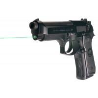 LaserMax LMS1441G Guide Rod Laser Green Ber 92/96 Full Size, Taurus 92/99/100/10