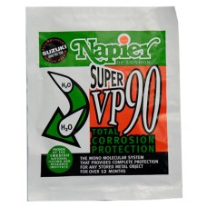 Napier 4726F VP 90 Field Patch Gun Cleaning Wipes 2 ml