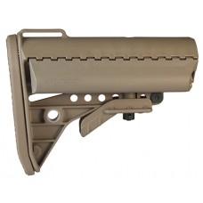 Vltor AIBMST IMOD Buttstock Mil-Spec Standard AR-15 Polymer Tan