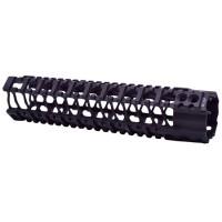 """Spikes SAR3209 SAR3 Quad Rail AR-15 9"""" Black"""