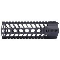 """Spikes SAR3210 SAR3 Quad Rail AR-15 10"""" Black"""