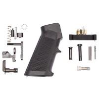 Spikes SLPK101 Lower Parts Kit Standard AR-15 Multi-Caliber Black
