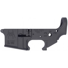 Spikes STLS018 Stripped Lower Spider AR-15 Multi-Caliber Black