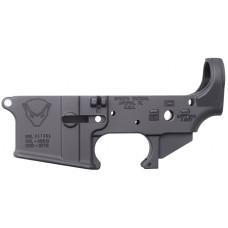Spikes STLS020 Stripped Lower Honey Badger AR-15 Multi-Caliber Black