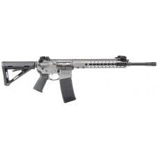 "Barrett 14560 REC7 Gen II Semi-Automatic 223 Remington/5.56 NATO 16"" 30+1 Magpul MOE Blk Stk Gray Cerakote"