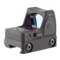 Trijicon 700308 RMR 1x 22x16mm Obj Unlimited Eye Relief 1 MOA Black