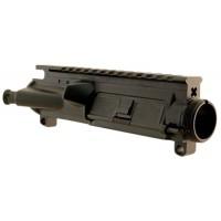 Spikes SFT50M4 M4 Flat Top Upper Receiver Multi-Caliber 7075 T6 Aluminum Black