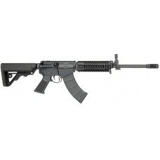"Rock River Arms AK1275 LAR-47 Tactical Comp Semi-Automatic 7.62x39mm 16"" 30+1 RRA Operator CAR Stk Black"