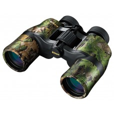 Nikon 8256 Aculon 8x 42mm 420 ft @ 1000 yds FOV 12mm Eye Relief Realtree Xtra Green